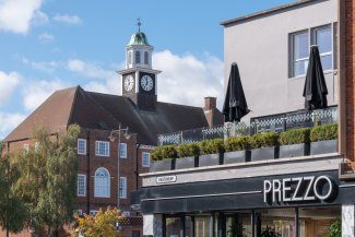 Find a range of eateries in Letchworth Garden City