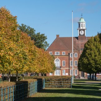 Letchworth Town Hall