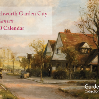 Letchworth on Canvas Calendar Preview
