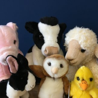 Cuddly Farmyard Friends