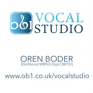 Oren Border Vocal Studio