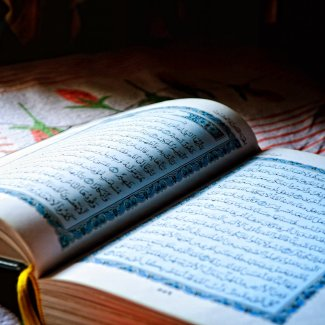 Quran laid out a table