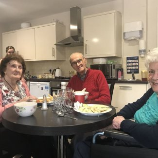 Garden City Court Lunch Club