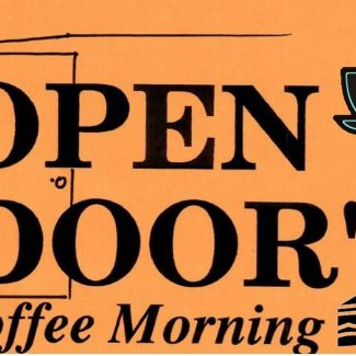 Open door Coffee Morning