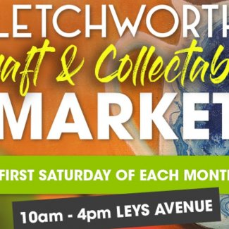 Arts & Collectables Market poster