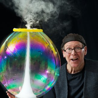 The Amazing Bubble Man on at Broadway Theatre 20 February