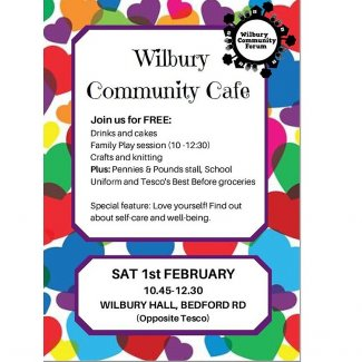 Wilbury Community Cafe